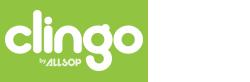 Clingo by Allsop Logo